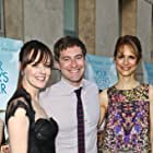 Mark Duplass, Lynn Shelton, and Rosemarie DeWitt at an event for Your Sister's Sister (2011)