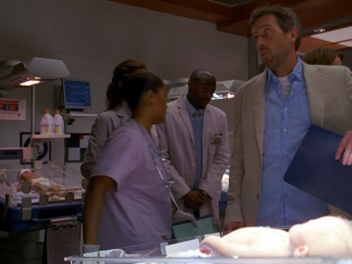 Doctor House 2×22 – Siempre