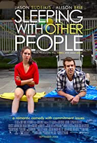 Jason Sudeikis and Alison Brie in Sleeping with Other People (2015)