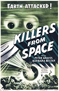 Download movies for iphone Killers from Space [720x576]