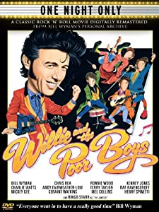 Divx movie trailers download Willie and the Poor Boys Ken Russell [BluRay]
