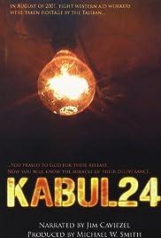 Kabul 24 Poster