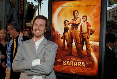 Breck Eisner at an event for Sahara (2005)