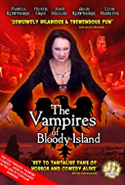 The Vampires of Bloody Island Poster