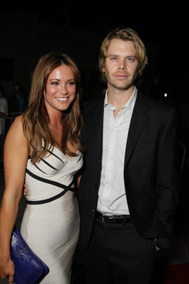 Eric Christian Olsen and Danneel Ackles at an event for Fired Up! (2009)