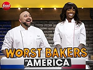 Worst Bakers in America poster