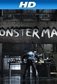 Monster Man Poster