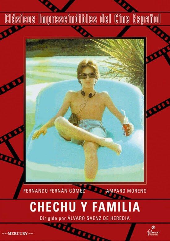 César Lucendo in Chechu y familia (1992)