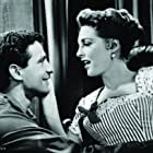 John Cassavetes and Julie London in Saddle the Wind (1958)