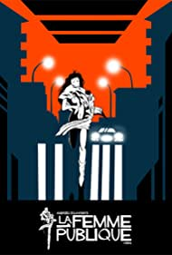 The Public Woman (U.S. DVD Cover)