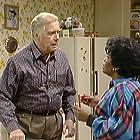 Susie Garrett and George Gaynes in Punky Brewster (1984)