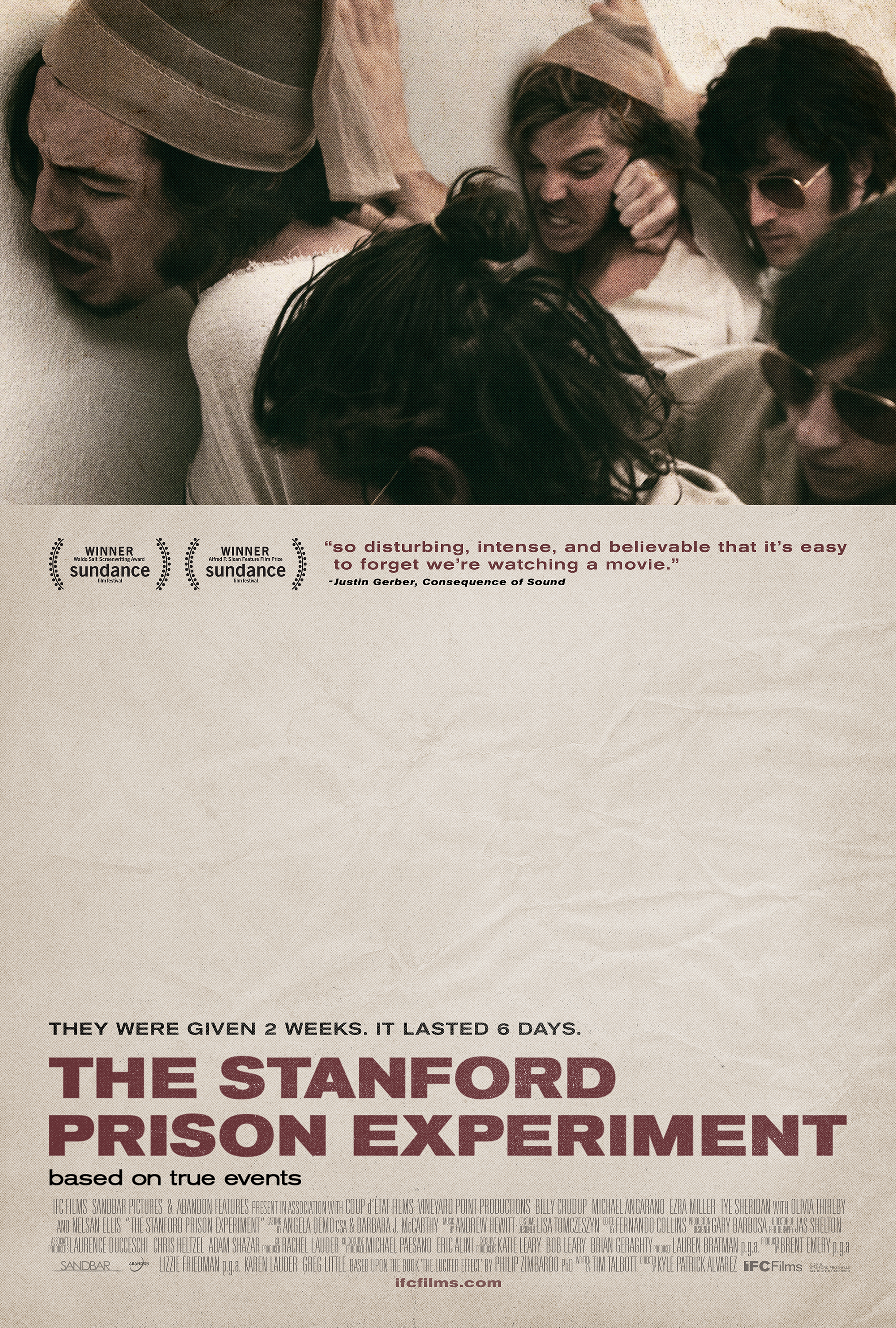 The Stanford Prison Experiment 2015 Imdb