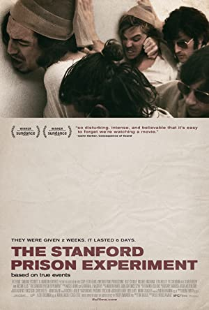 Movie The Stanford Prison Experiment (2015)