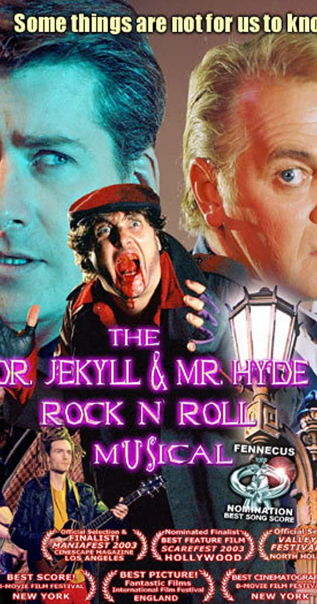 the dr  jekyll  u0026 mr  hyde rock  u0026 39 n roll musical  2003