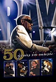 Ray Charles: 50 Years in Music Poster