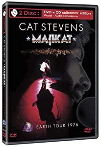 Movie clips downloads Cat Stevens: Majikat UK [mts]