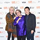 Agnieszka Holland, Claire Denis, and Jia, Zhangke at an event for Under sandet (2015)