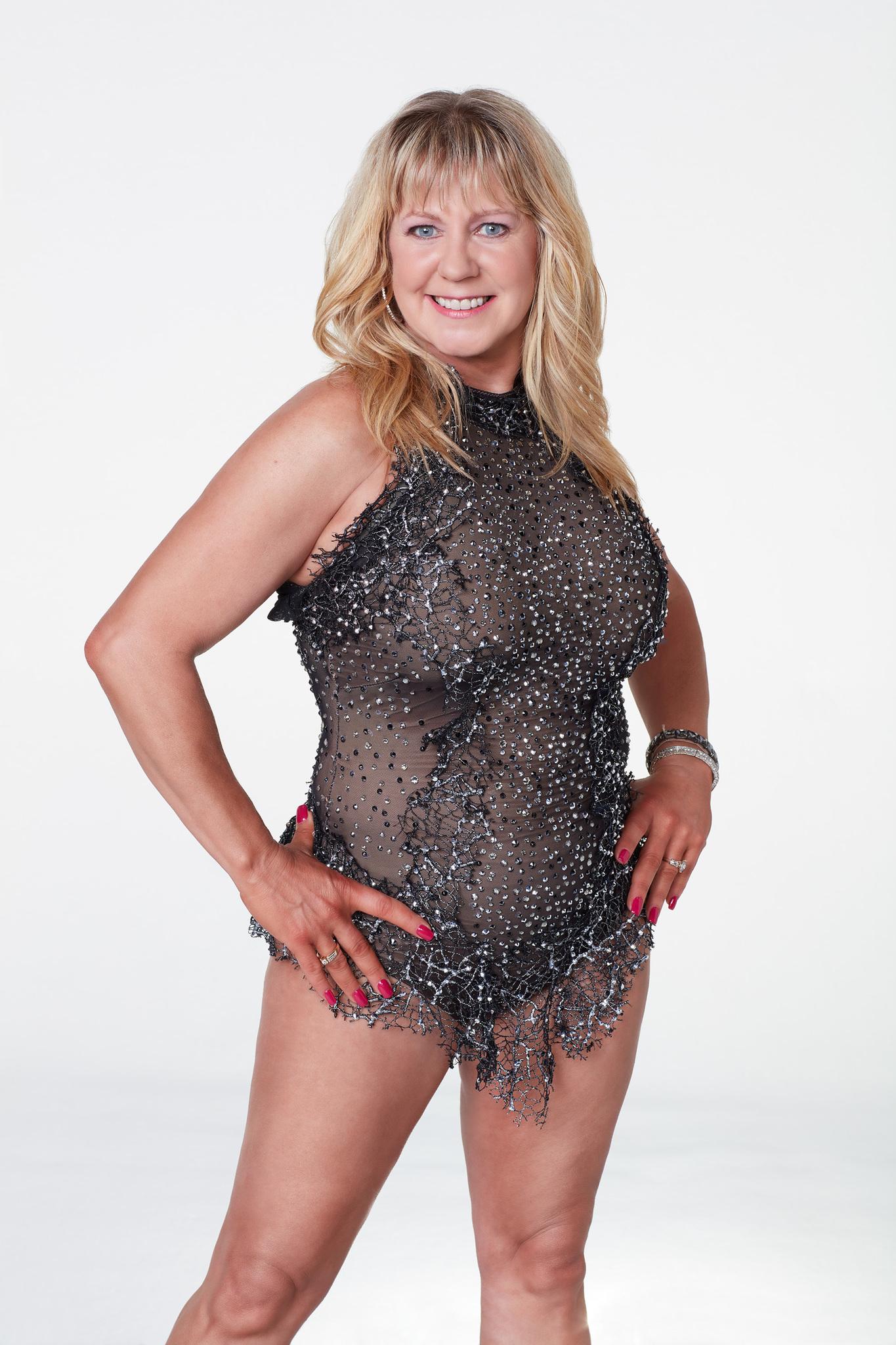 Tonya Harding in Dancing with the Stars (2005)