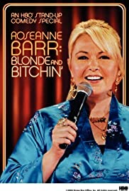 Roseanne Barr: Blonde and Bitchin'(2006) Poster - TV Show Forum, Cast, Reviews