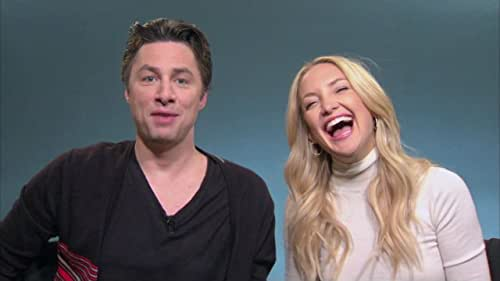 Featurette: Hello from Zach Braff and Kate Hudson