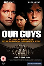 Our Guys: Outrage at Glen Ridge Poster