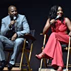 Malcolm D. Lee and Tiffany Haddish at an event for Girls Trip (2017)