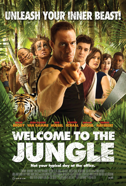 Welcome To The Jungle 2013 Imdb