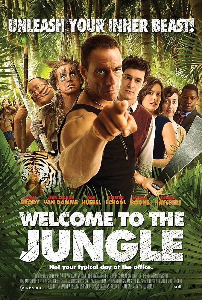 ดูหนังออนไลน์ฟรี Welcome to the Jungle คอร์สโหดโค้ชมหาประลัย