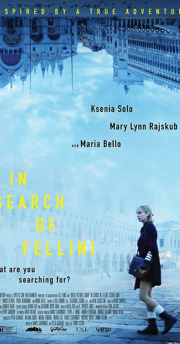 In Search of Fellini (2017) - IMDb
