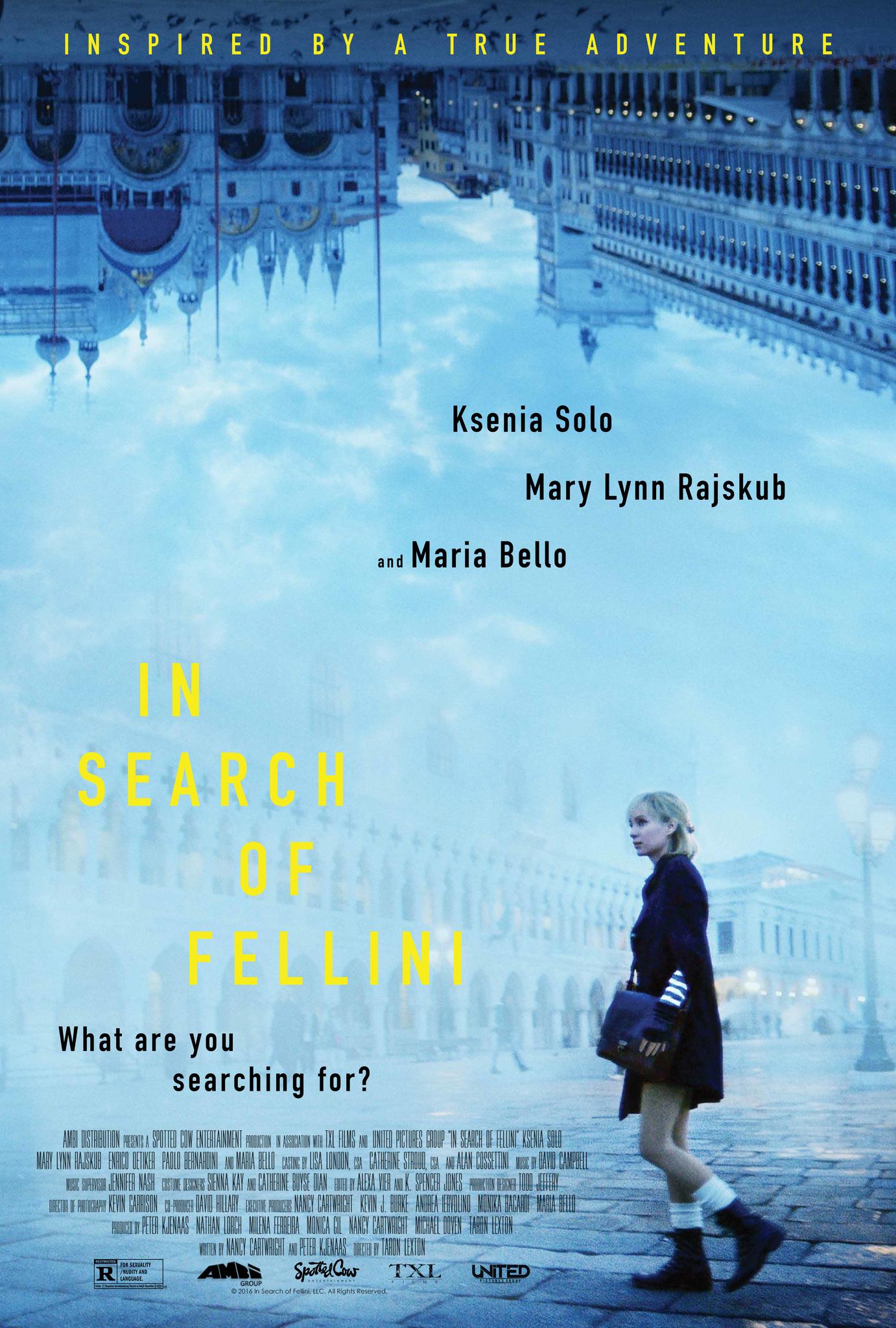 In Search of Fellini (2017) DVDRip