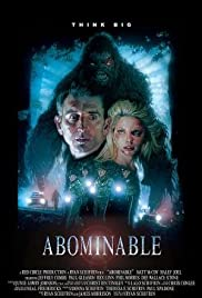 Abominable(2006) Poster - Movie Forum, Cast, Reviews