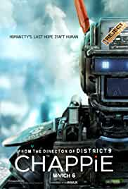 Chappie | 300mb | English + HIndi | 480p | BluRay