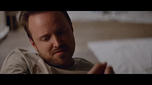 David (Aaron Paul) and Claire's (Annabelle Wallis) idyllic relationship comes to an abrupt and mysterious end after Claire disappears without a trace. Devastated but incapable of letting go, David follows her trail down a frantic and increasingly dangerous path. Shocked at discovering Claire was living a double life, he's forced to risk everything if he ever wants to see her again.