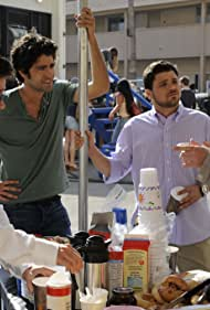 Kevin Dillon, Adrian Grenier, Kevin Connolly, and Jerry Ferrara in Murphy's Lie (2009)