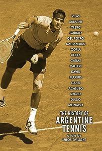Watch online movie movie The History of Argentine Tennis [4K]