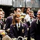 Ewan McGregor, Pete Postlethwaite, Tara Fitzgerald, and Jim Carter in Brassed Off (1996)