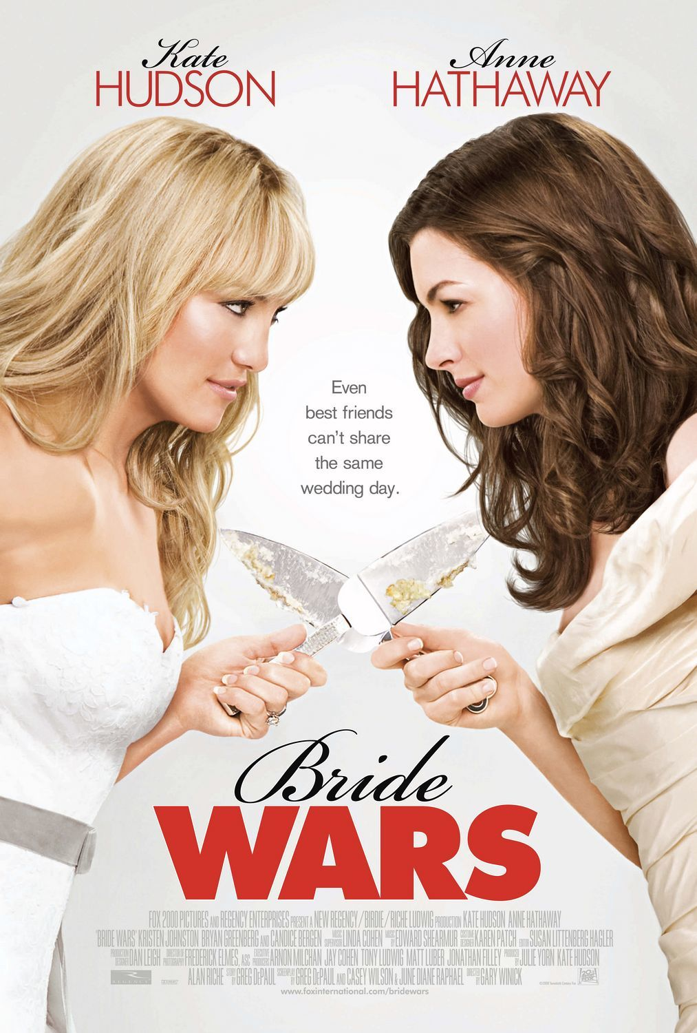 Anne Hathaway Wedding.Bride Wars 2009 Imdb