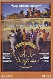 Orquesta Club Virginia Poster