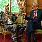 Sacha Baron Cohen and Boutros Boutros-Ghali in Da Ali G Show (2000)