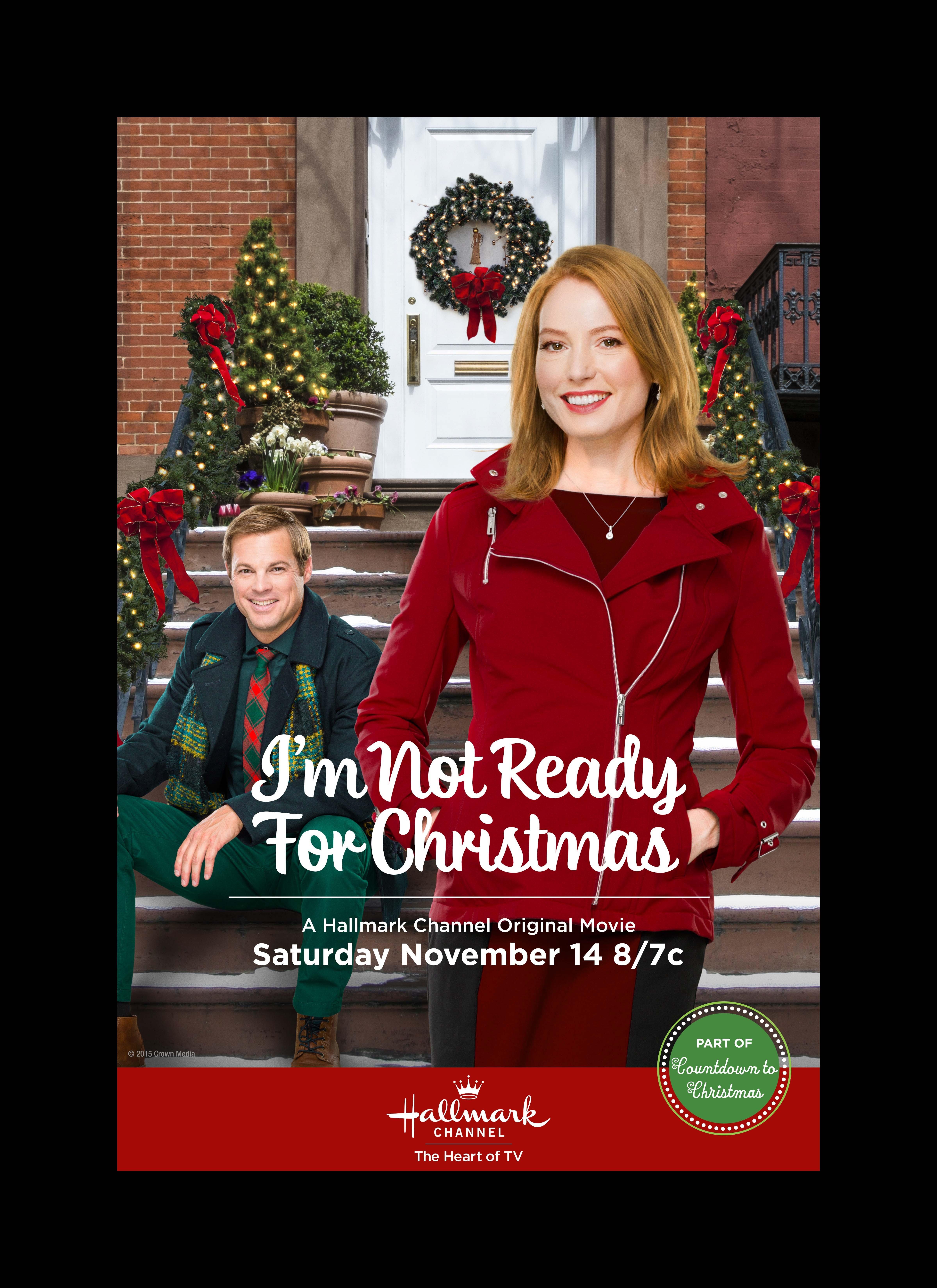 I\'m Not Ready for Christmas (TV Movie 2015) - Photo Gallery - IMDb