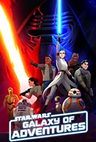 Primary photo for Star Wars Galaxy of Adventures