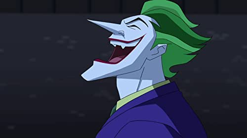 Batman, Red Robin, Nightwing and Green Arrow take on a host of villains including the Joker, Clayface, Solomon Grundy and the Scarecrow.