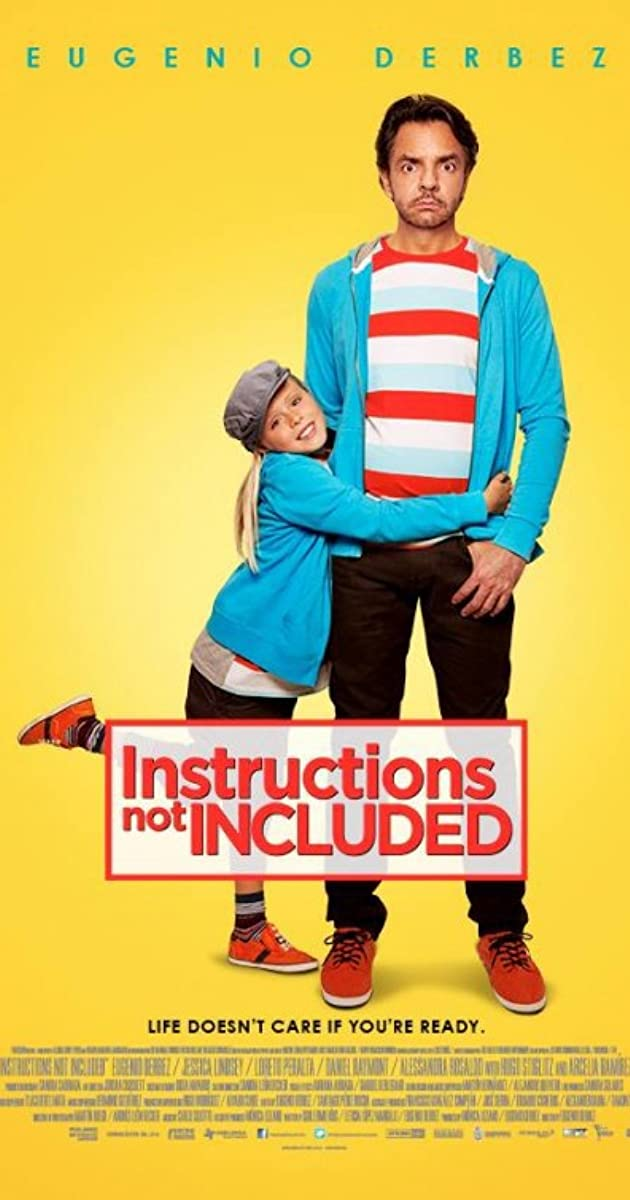 Subtitle of Instructions Not Included