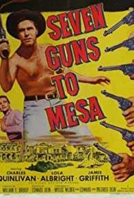 Primary photo for Seven Guns to Mesa