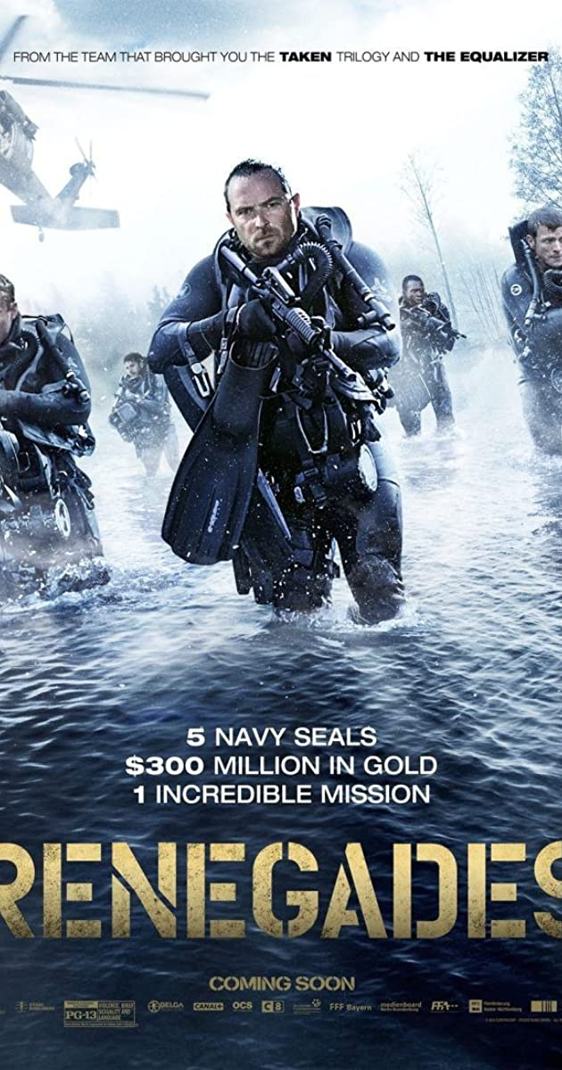 Watch Full HD Movie American Renegades (2017)