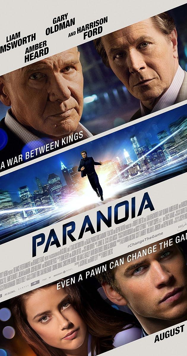 Subtitle of Paranoia