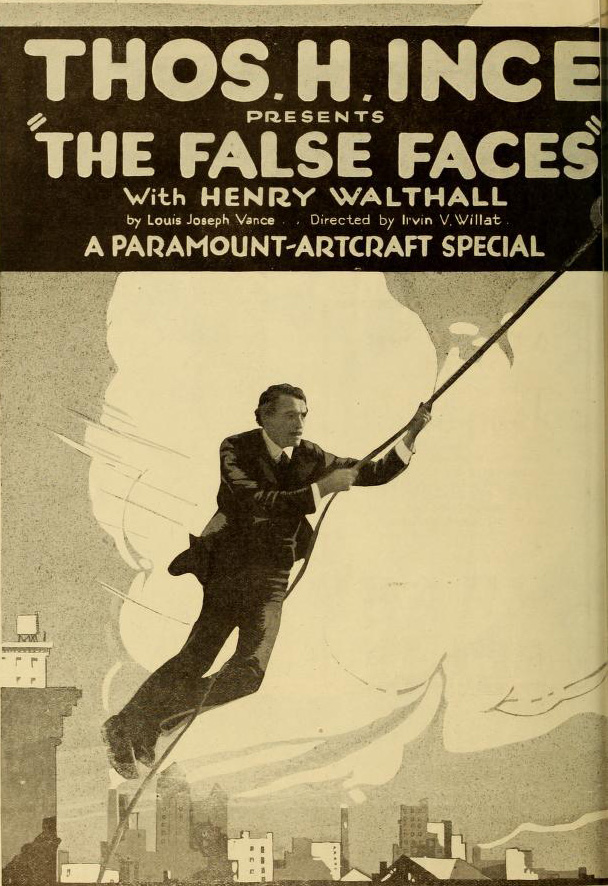 The False Faces with Henry Walthall