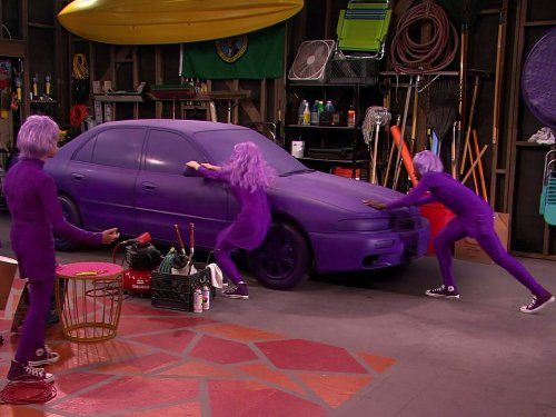 iCarly 3×08 – Dejar iCarly