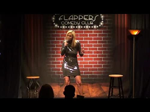 THE COUGAR OF COMEDY®: Jillie Reil 11/1/2012 Stand-up Comedy Flappers Burbank
