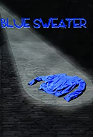 Blue Sweater Poster